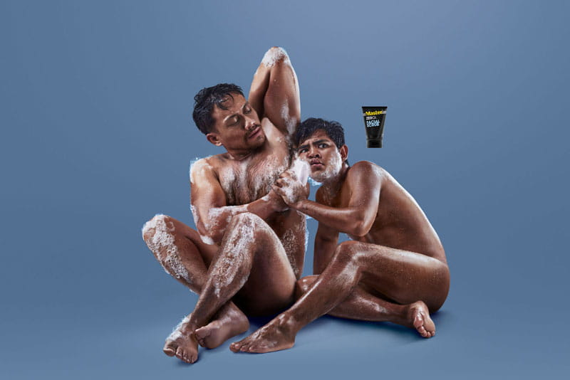 Master Facial Scrub – D&AD Pencil Winner