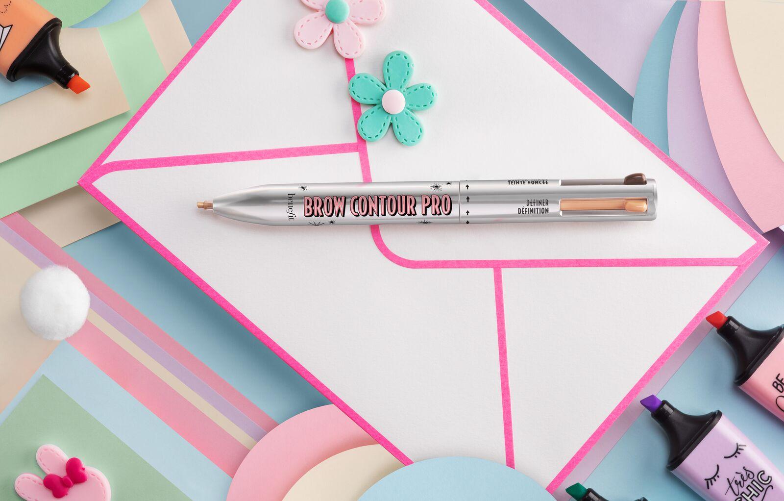 Benefit Eyebrow Contour Pen Product Photography