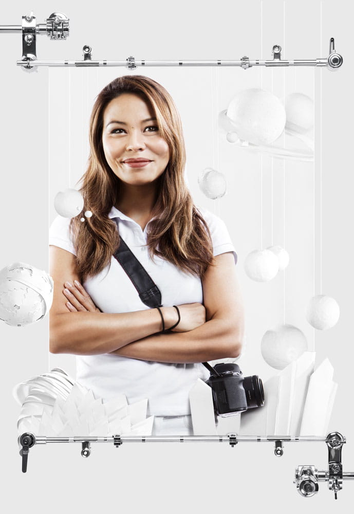 Commercial Photographer in Manila