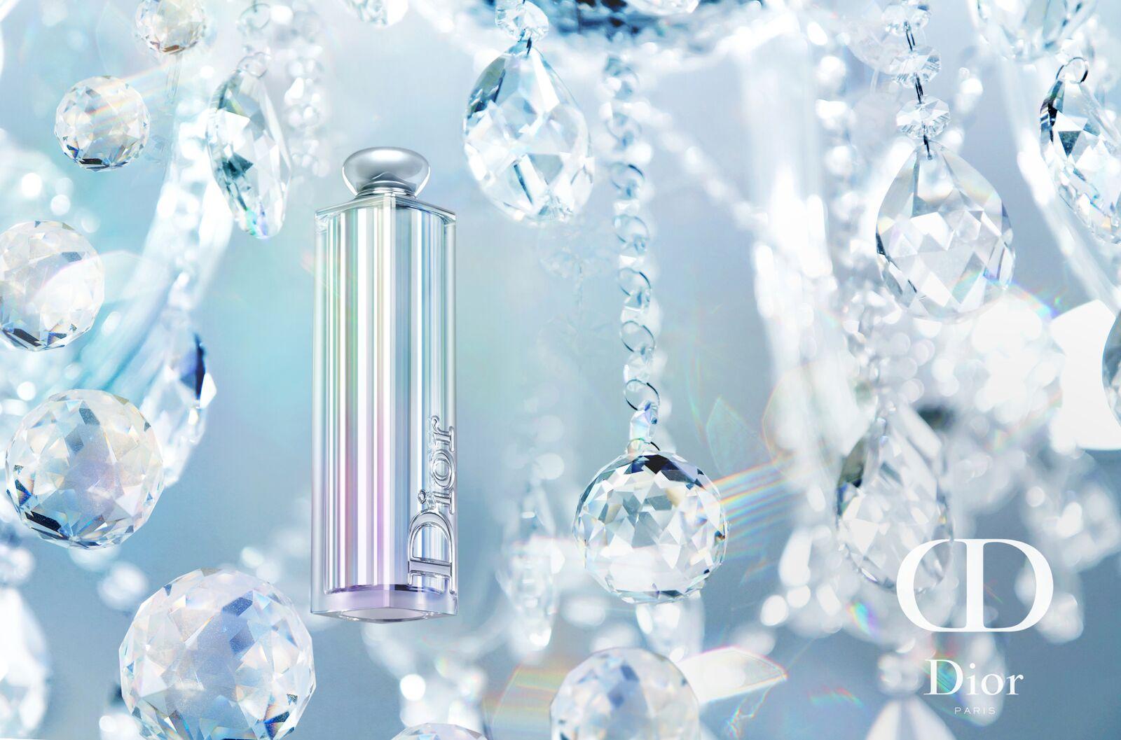 Dior Lip Balm with Crystals