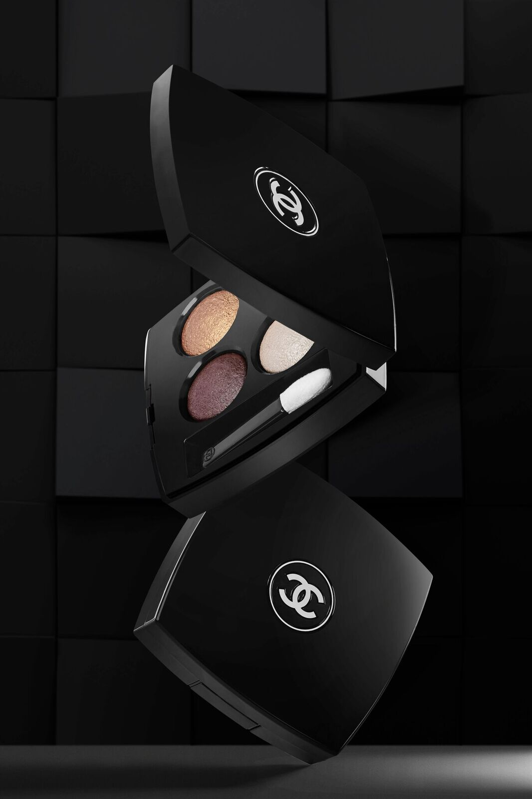 Chanel Eye Shadow Pallete Product Photography in Manila