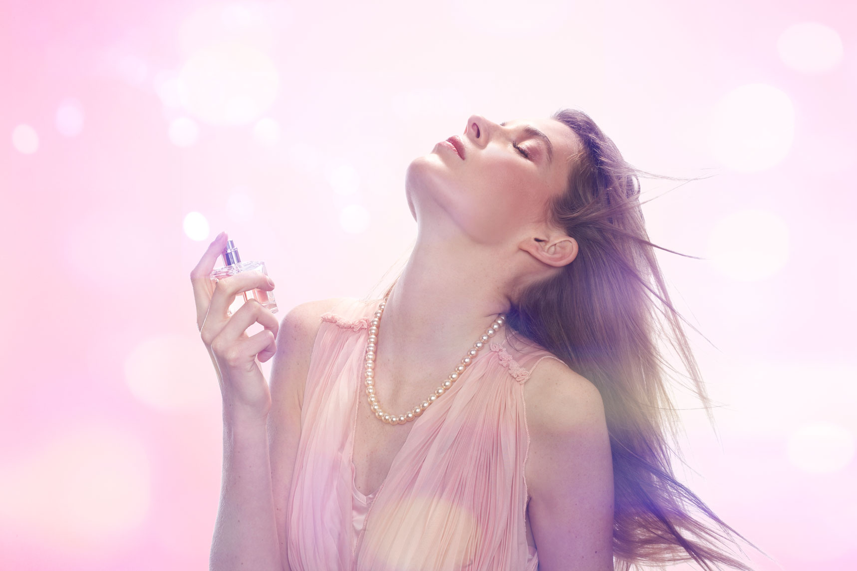 Beauty Photography with Perfume
