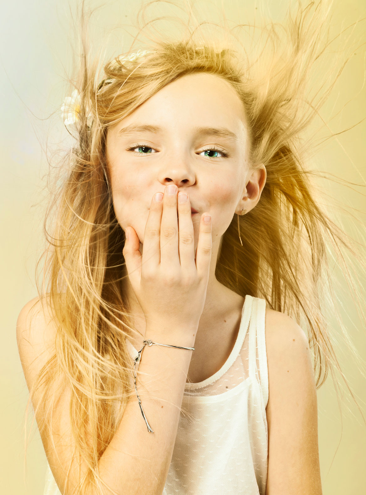Beauty Photography for Young Girl